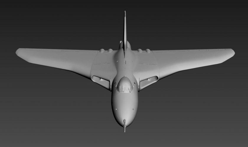 Avro Vulcan B Mk2 6 Ss L 171020102932