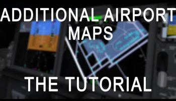 How To Create Airport Maps For The QualityWings 787