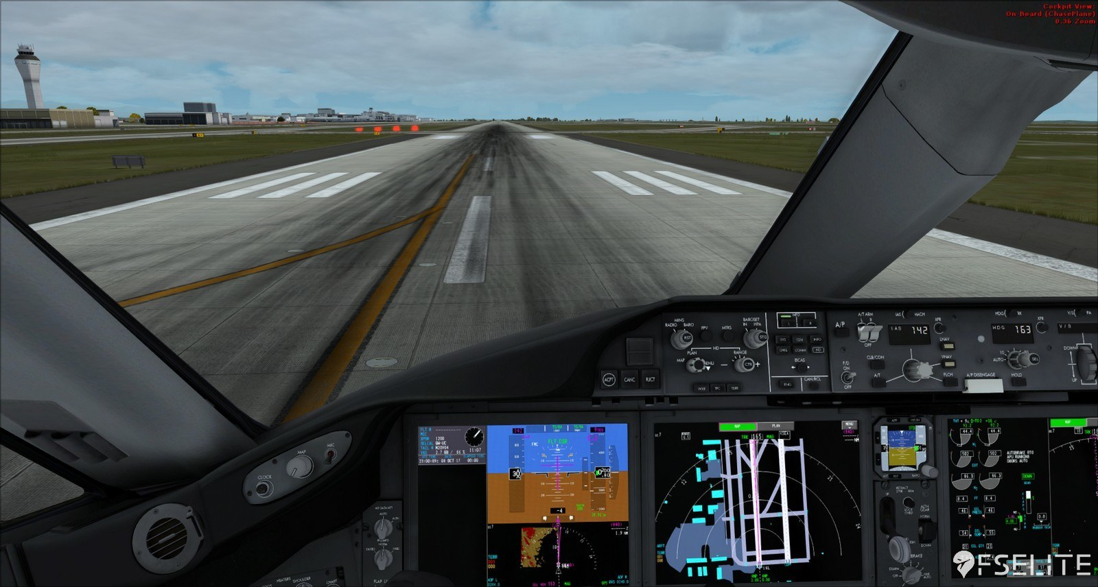 Fselite Original Qualitywings Simulations Ultimate 787 First Wiring Issues One Of My Favourite Features The Is Moving Map