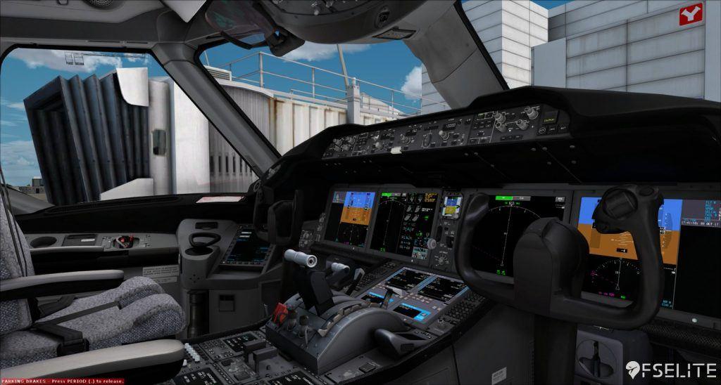 FSElite Original: QualityWings Simulations Ultimate 787