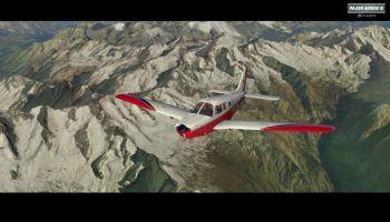 Just Flights PA 28R Arrow III For X Plane 11