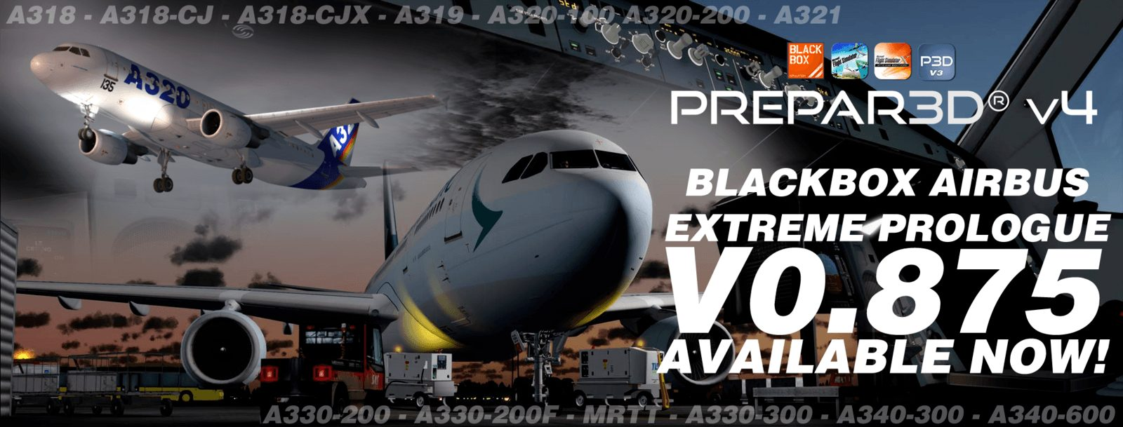 BlackBox Simulation Airbus Extreme-Prologue 0 875 Release