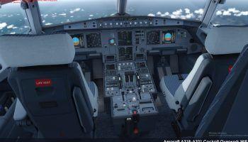 Aerosoft Airbus P3dv4 A318 02