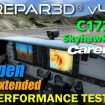 P3D V4.1 Carenado C172SP SKYHAWK G1000 Aerosoft Aspen Extended Performance Test