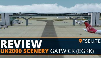 Uk2000 Gatwick P3dv4 FEATURED