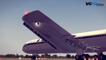 VC10 Jetliner For FSX P3D From Just Flight
