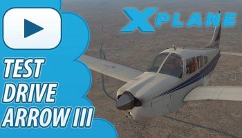 Test Drive Just Flight Arrow III Xplane 11 Which Sim Works Best With The Arrow