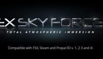 Skyforce Logo