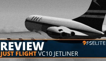 JUST FLIGHT Vc10 Review