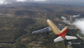 Fjs 732 X Plane 09