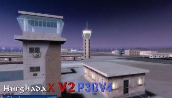 Hurghada P3dv4 1