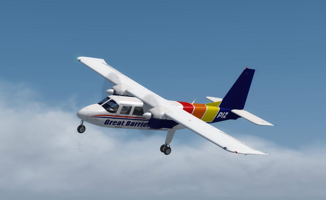 Black Box Simulations Release BN-2 Islander – FSElite