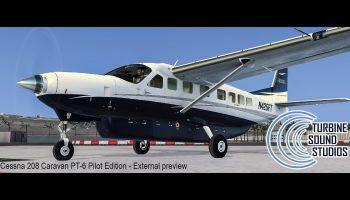 TSS Cessna 208 Caravan External Preview