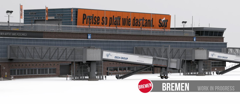 FSDG Bremen Airport 2