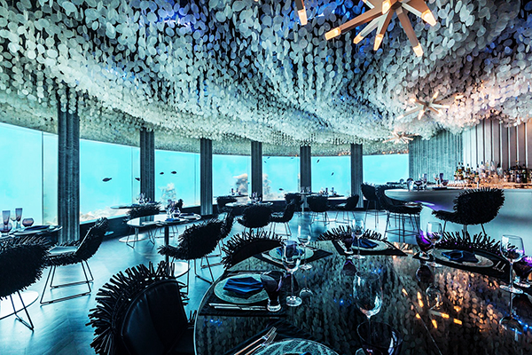 海底餐廳設計