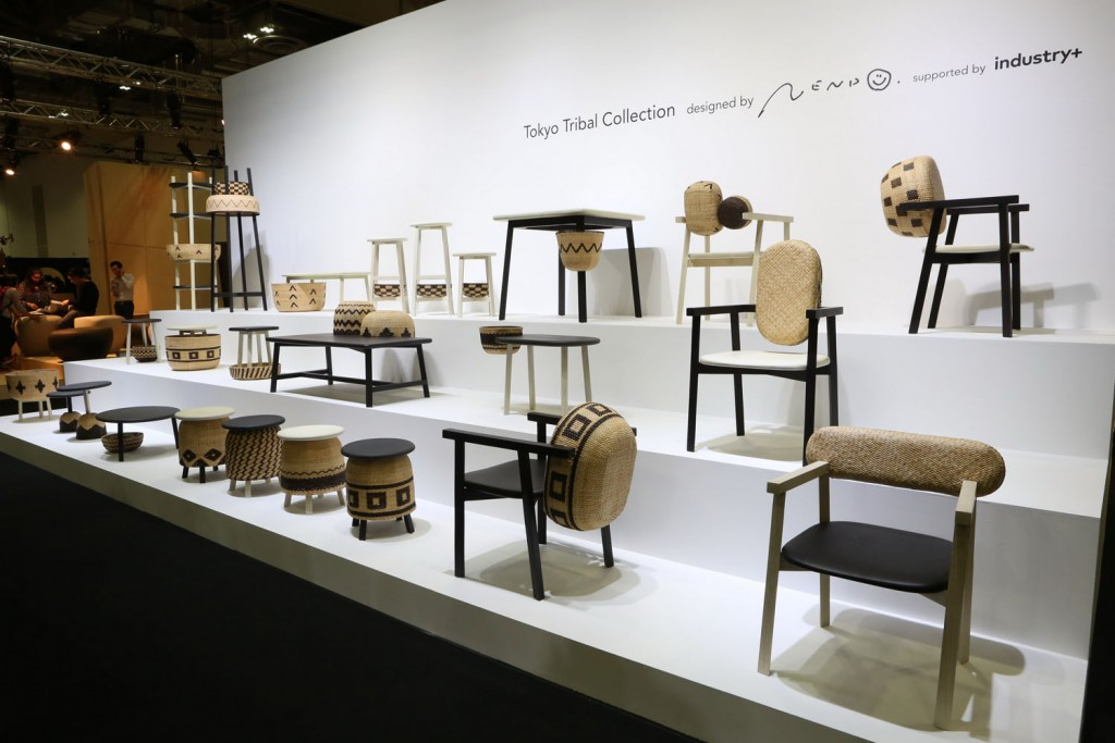 Tokyo Tribal Collection by Nendo for Industry+_M&O Asia 2015-AR5D7826m