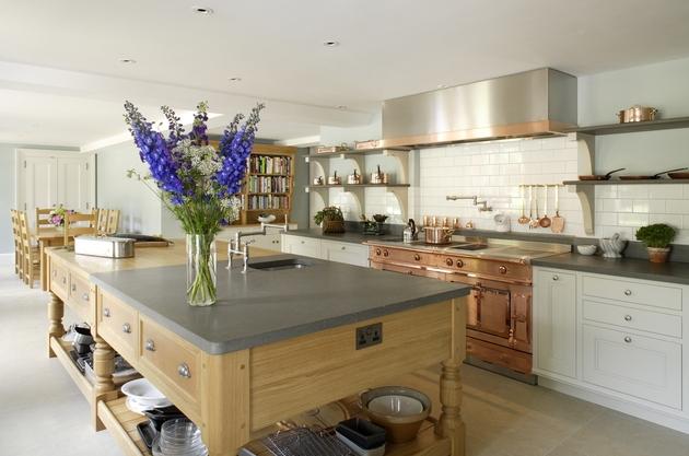 英式古典廚房