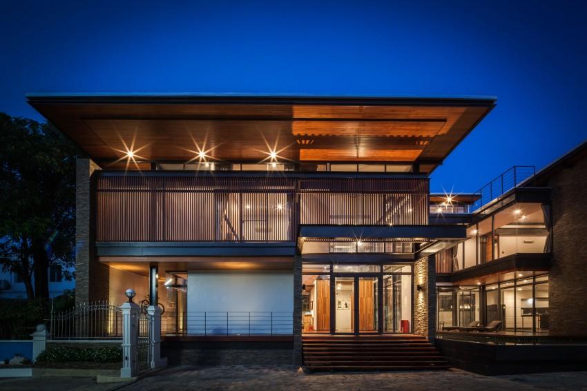 泰國跨世代宅