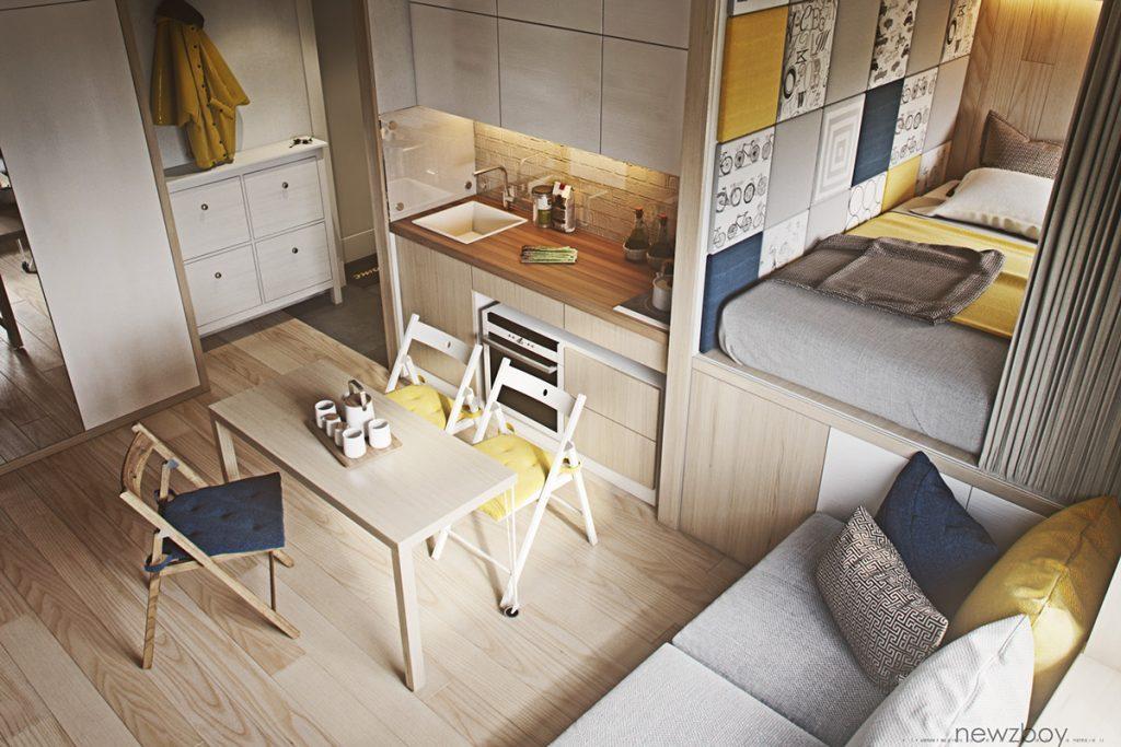 微型公寓設計