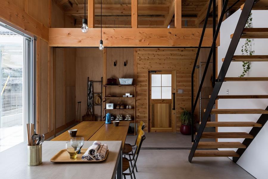 療癒系木造屋