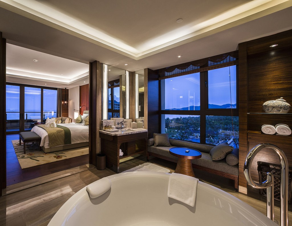 10 Guest Rooms
