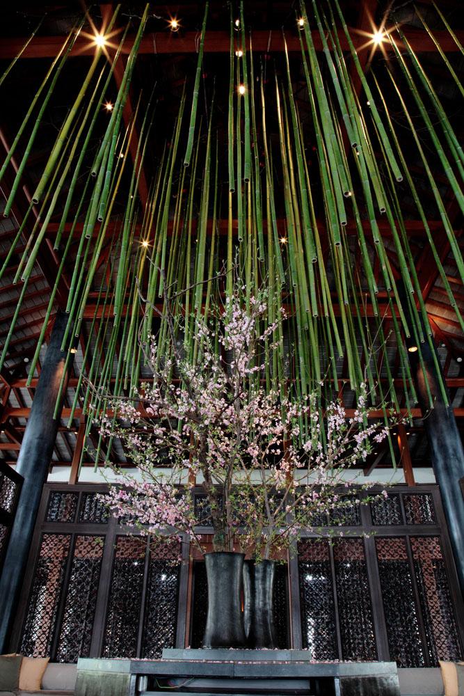 《台灣室內設計》雜誌 花藝設計