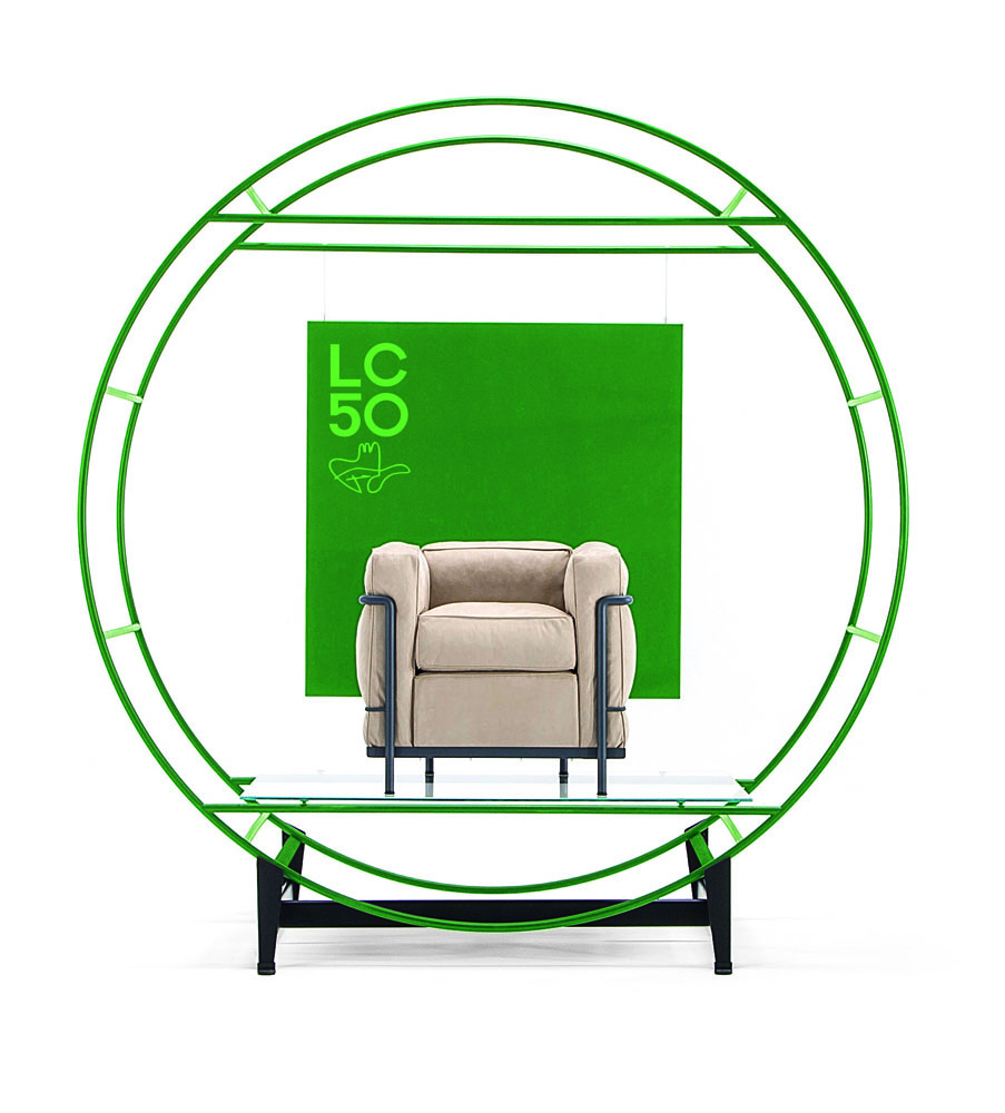 CASSINA_LC50_LC2 armchair-1