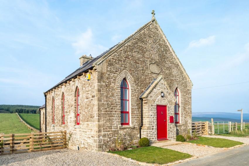 石造老教堂