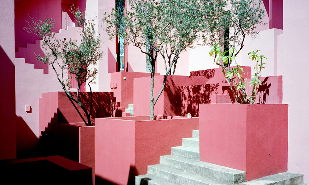 西班牙La Muralla Roja