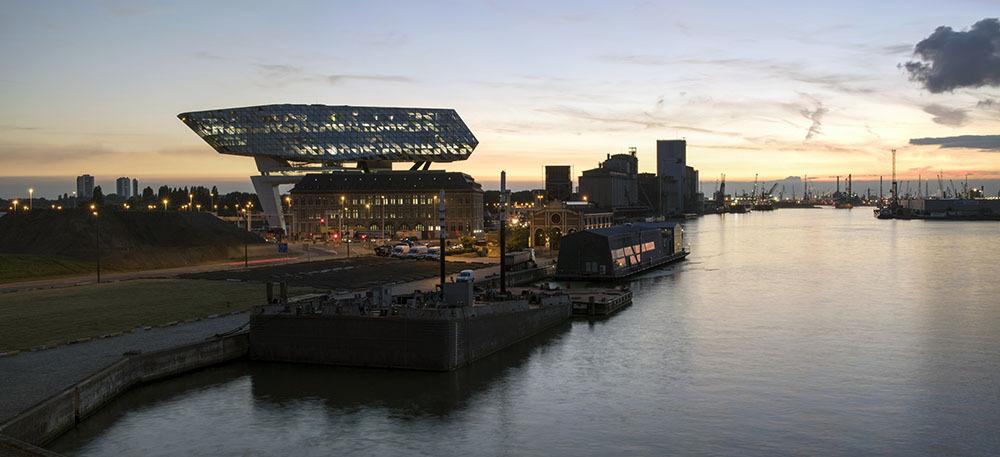 Hafenhaus Antwerpen | Port House Antwerp