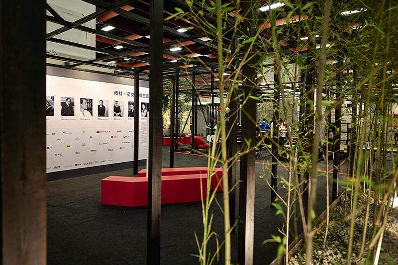 2016台灣室內設計週,是何武賢當選理事長後的室協首場大型活動。