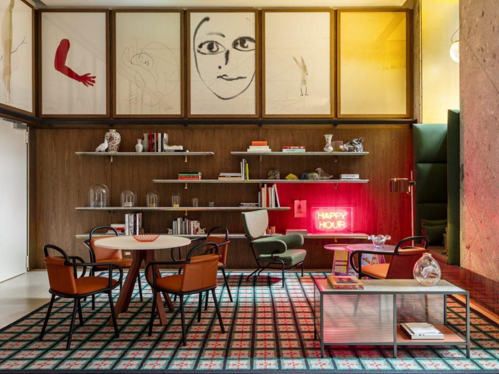 米蘭Room Mate Giulia Hotel