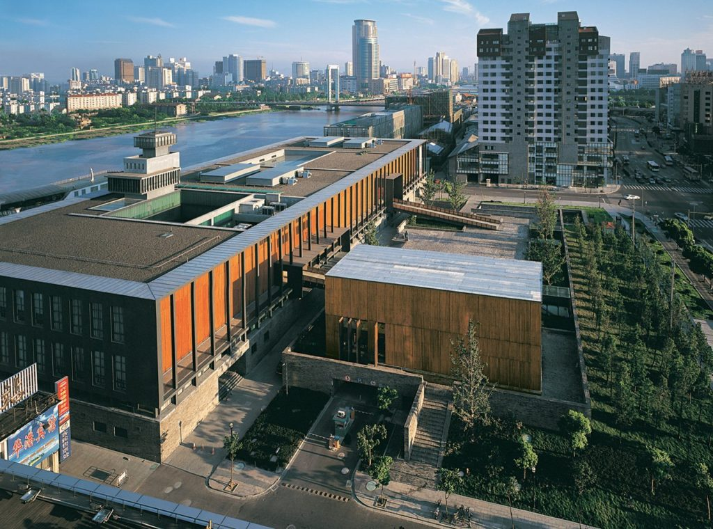 Ningbo Contemporary Art Museum archdaily