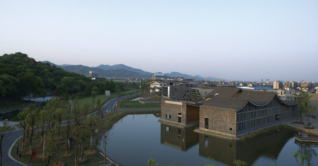 Xiangshan Campus, China Academy of Art archdaily
