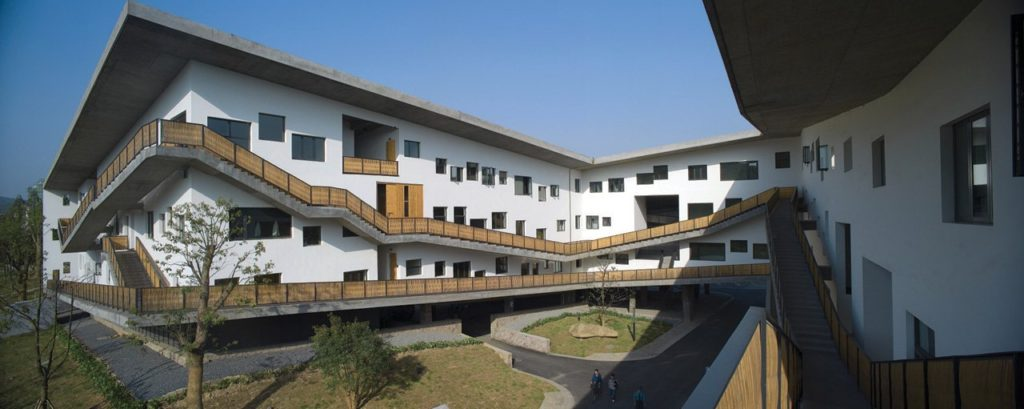 Xiangshan Campus, China Academy of Art archdaily2