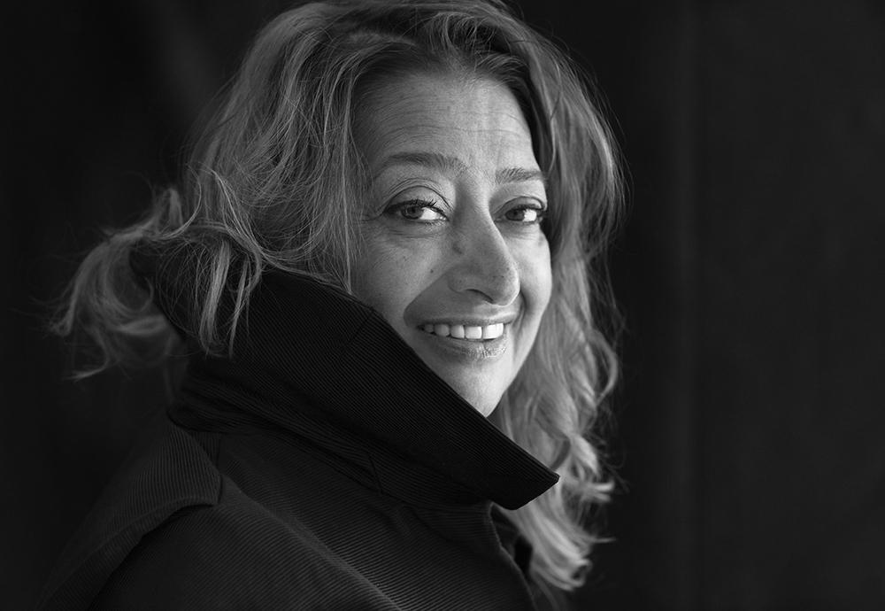 Zaha Hadid札哈·哈蒂
