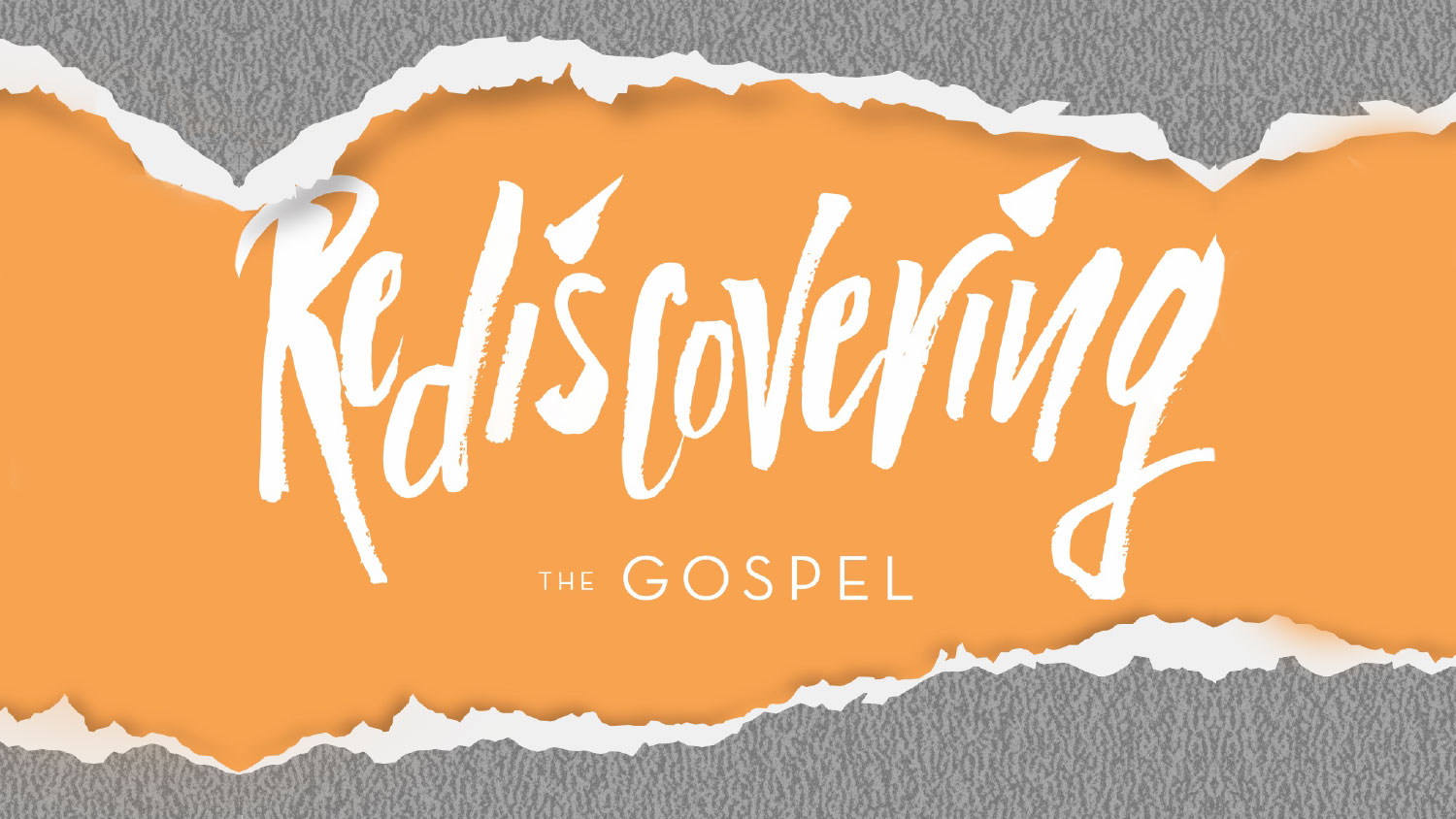 CLIC Church Melbourne Conference: Rediscovering The Gospel 27-30th June