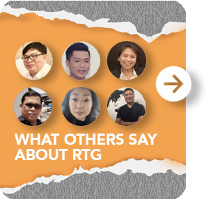 What others say about RTG