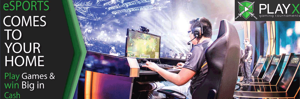PlayX - Gaming Tournaments