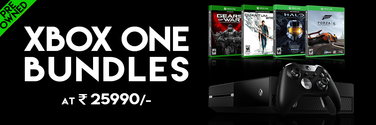 xbox one at lowest prices