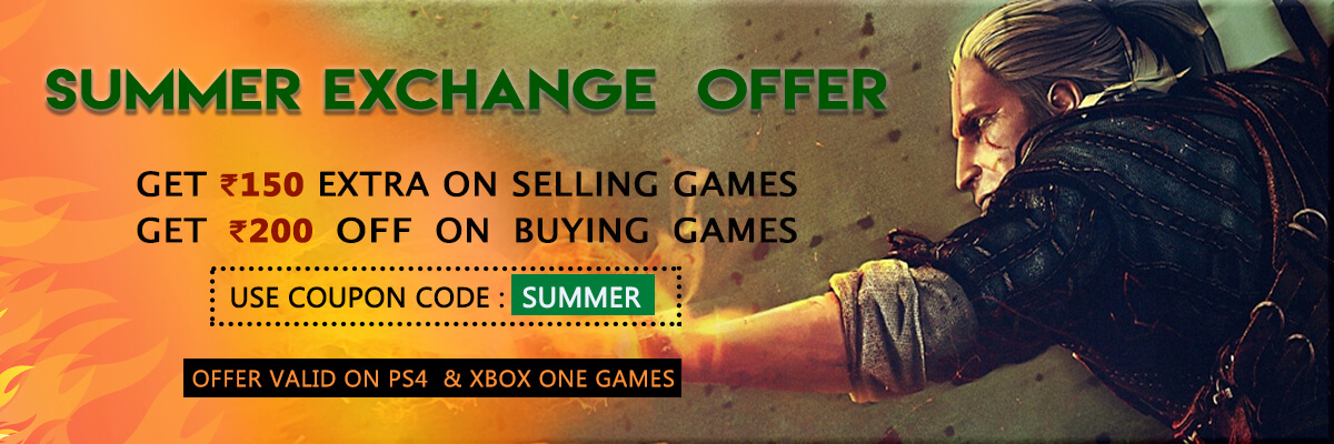 summer exchange offers on ps4, xbox one games
