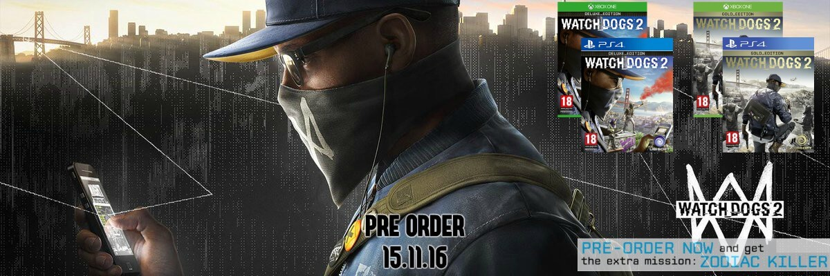pre order watch dogs 2
