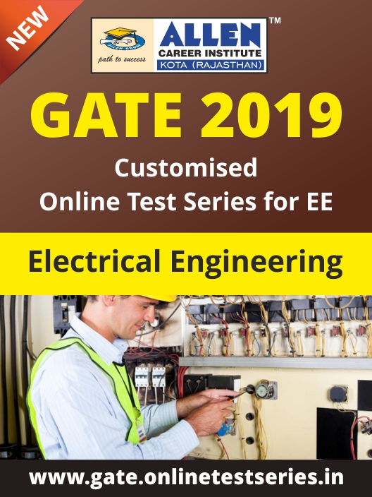 Customized GATE Online Test Series for Electrical Engineering