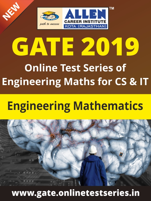 GATE Engineering Mathematics Online Test Series for Computer Science and Information Technology