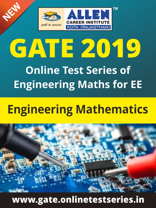 GATE Engineering Mathematics Online Test Series for EE