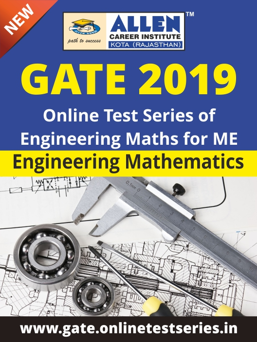 GATE Engineering Mathematics Online Test Series for ME