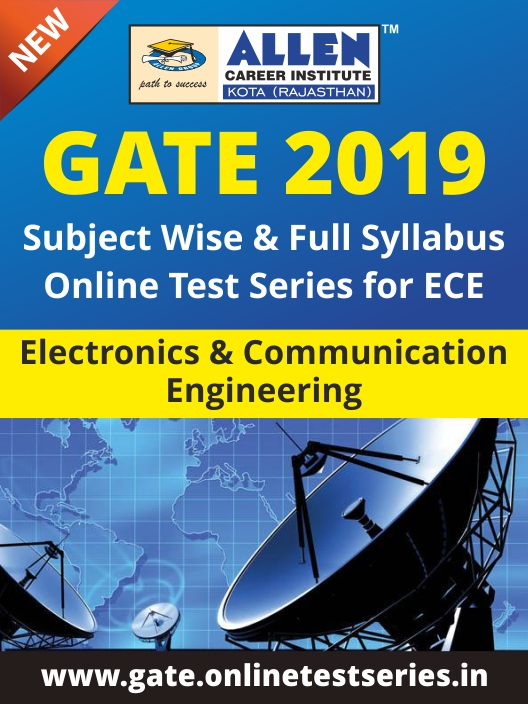 GATE Online Test Series for Electronics and Communication Engineering