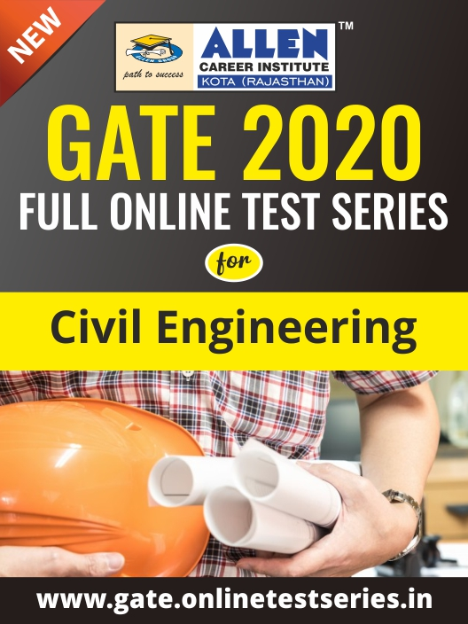 GATE Online Test Series for Civil Engineering