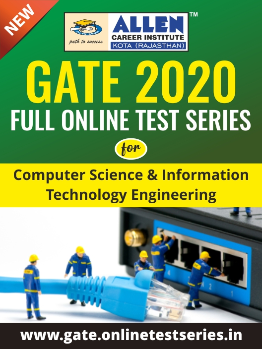 GATE Online Test Series for Computer Science and Information Technology