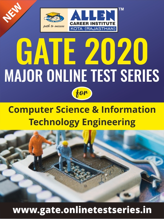 Full GATE Syllabus (Major) Online Test Series for Computer Science and Information Technology